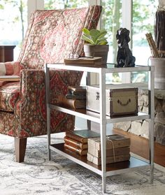 Book Table   Rachael Ray | Legacy Classic Furniture Manufacturer. UPSTATE  COLLECTION Book Table ITEM