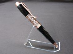 Custom Copper Filibella pen by ShjonsPensandStuff on Etsy, $49.99