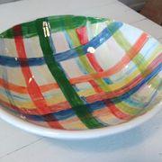 Keramikstücke, bemalt im Studio für Keramik selbst bemalen in Düsseldorf, Fürstenplatz 2. Hier erfährst du alles rund ums Keramik selbst bemalen