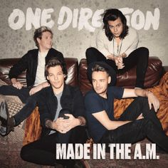 One Direction - Made in the AM (Official Album Cover).png