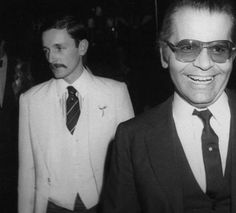 Jacques de Bascher and Karl Lagerfeld 02