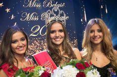 Romanie Schotte crowned as Miss België 2017