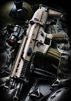 SCAR, guns, weapons, self defense, protection, 2nd amendment, America, firearms, munitions #guns #weapons
