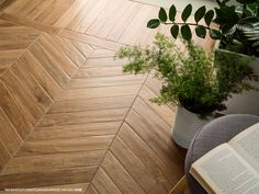 Porcelain stoneware wall/floor tiles with wood effect VINTAGE By Ceramica Rondine Parquet Flooring, Wooden Flooring, Parquet Chevrons, Chevron Floor, Georgian Interiors, Amtico, Viscount, Adhesive Tiles, Tiles Online