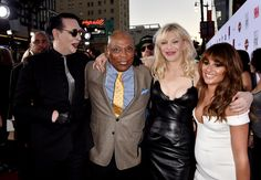 "Marilyn Manson Photos: Premiere Screening Of FX's ""Sons Of Anarchy"" - Red Carpet"