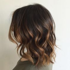 "291 Likes, 24 Comments - Beverly Hills Hairstylist (@alexkhoeunhair) on Instagram: ""Textured... #hair #haircut #balayage #color #sombre #autumn #haircolor #instahair #style #shag…"""