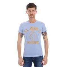 T-shirt lila avec imprimés Pepe Jeans @ my-store.ch