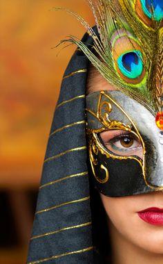 """Mask Photograph  -  Fine Art Print"""