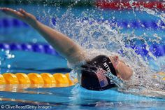 Two swimmers are nominated for the Women's Sports Foundation Sportswoman of the Year - Missy Franklin and Jessica Long. Vote now!!