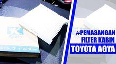 Tutorial Pemasangan Filter Kabin Toyota Agya / Daihatsu Ayla