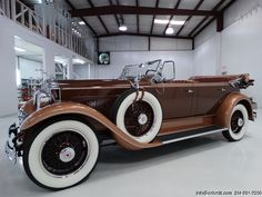 DANIEL SCHMITT & CO. PRESENTS: 1930 #Packard 5-passenger phaeton - Visit www.schmitt.com or call 314-291-7000 for more details!