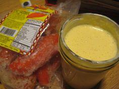 Huancaina - A Peruvian Sauce