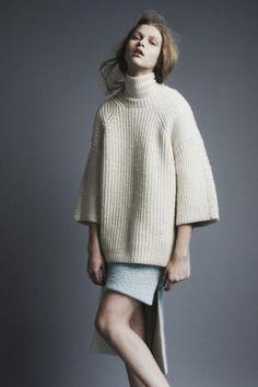 A/W 15/16 Design Direction: Womens Knitwear key items