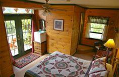Cedar House Inn & Yurts in Dahlonega, Georgia | B&B Rental
