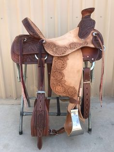 CSW 403A Corriente Wade Saddle