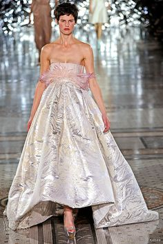 Hanbok-inspired. Giles Spring  Ready to wear