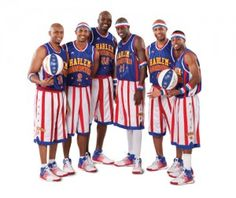 FREE tickets to the Harlem Globetrotters!