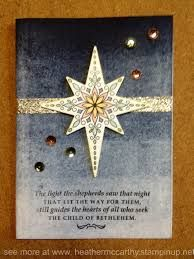 Image result for stampin up Star Of Light