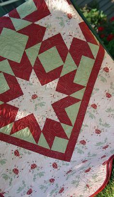 startburst quilt
