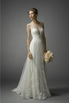 'Lalai' by Watters | Gorgeous Wedding Dresses for 2015