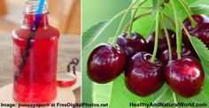 You can supercharge your health by drinking tart cherry juice - here's how. Juicing For Arthritis, Juicing For Health, Health And Nutrition, Health Talk, Cherry Juice For Gout, Tart Cherry Juice Benefits, Juicing Benefits, Tea Benefits, Health Benefits