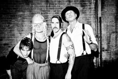 Red Hot Chili Peppers  #look around #california #band