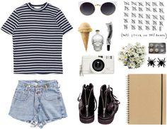 """Untitled #180"" by rosegoldneon ❤ liked on Polyvore"