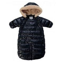Baby  Doudoune - Black | ella+elliot | Toronto | Vancouver | Canada | ellaandelliot.com