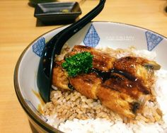 Monday lunch with Jo Una Ju (Unagi rice set) at Sushi Tei Oceanus. What is your favourite Japanese Restaurant in KK??