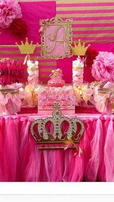 73 mejores im genes de tematica coronas en 2017 fiesta - Fiestas de cumpleanos de princesas ...