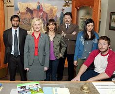 This show is only getting better as the seasons go on. I will even go as far as to say that it surpasses the Office. I dream of being Ron Swanson http://www.youtube.com/watch?v=DleceyAO34M