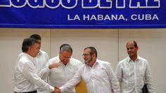 [OPINIÓN] Colombia: ¡paz a la vista! http://cnn.it/1OWEY09 Por Jorge Gómez Barata