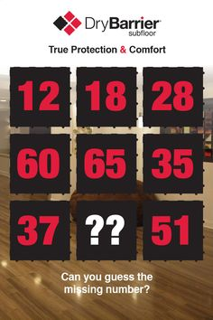 Monday Brain Teaser! Can you solve it?  Like and follow our page for more fun problems and information about our subfloor.  Share with your DIY and contractor friends! Picture Sharing, Brain Teasers, More Fun, Diy Ideas, Canning, Friends, Tips, Amigos, Mind Games