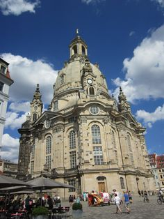 Dresden, Germany, July 2014