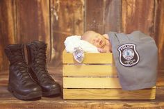 police newborn photography ideas - Bing Images