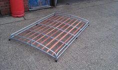Show you'rs roof rack - Page 2 - VW T4 Forum - VW T5 Forum