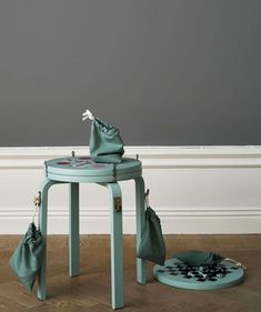 ikea hacks Woodworking Furniture, Kids Furniture, Woodworking Projects, Teds Woodworking, Furniture Plans, Painted Furniture, All You Need Is, Ikea Hack Nightstand, Bekvam Stool