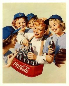 .Kids and Coca-Cola