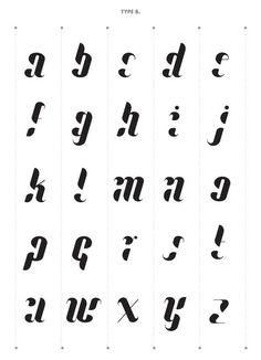 Ania Szerszen  17  - Typography by Ania Szerszen  <3 <3