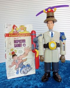 McDonald's (1999) Inspector Gadget