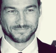 Andy Whitfield-- a beautiful man gone too soon. Rest in paradise.