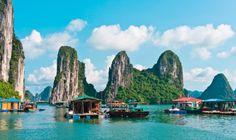 Bezienswaardigheden Vietnam