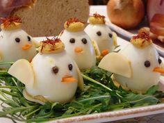 Húsvéti csirketojások