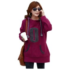 mens summer fashion Plus Size 3XL 4XL Thicken Fleece Sweatshirt Women Long Hooded Womens Hoodies Pullover Ladies Warm Coat Winter Jacket Polerones <3 This is an AliExpress affiliate pin.  Clicking on the image will lead you to find similar product on AliExpress website