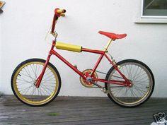 Red Line BMX