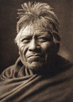 A Papago (The North American Indian, v. II. Cambridge, MA: The University Press, 1908)