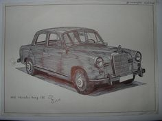 Mercedes Benz 180     I truly like these vehicles
