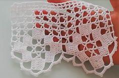Crochet Boarders, Towel, Knitting, A4, Cross Stitch Borders, Crochet Edgings, Dish Towels, Doilies, Needlepoint