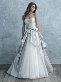 VOWS Bridal has romantic wedding dresses to help your fairytale wedding dreams come true. Shop designer dresses at off the rack prices at VOWS Bridal today. Wedding Gown Sizes, Wedding Gowns, Vows Bridal, Allure Bridesmaid, Bridal Dresses, Bridesmaid Dresses, Bridal Gallery, Modelos Fashion, Wedding Dress Pictures