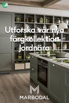 Cuisines Diy, Pastel Kitchen, American Kitchen, Portfolio Web Design, Classic Interior, Home Trends, Diy Wall Decor, Home Decor, Modern Kitchen Design
